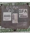 Centralita Suspensión SFA Usada John Deere AL162295