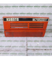 Chapa lateral derecha usada Kubota