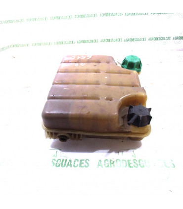 Depósito de expansión radiador usado John Deere