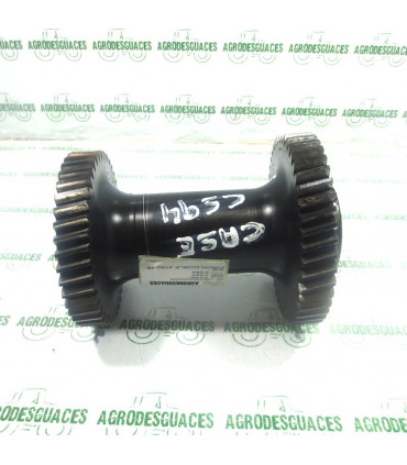 Eje doble TDF T42-46 usado Case 135700220258
