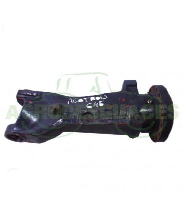 Carcasa izquierda eje delantero usada Deutz 04415022