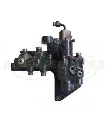 Conjunto válvulas freno remolque usadas Case