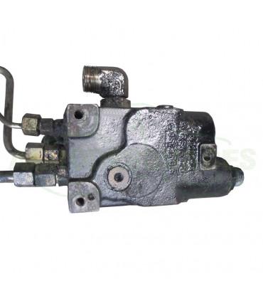 Válvula suspensión eje delantero usada Case 452001A1