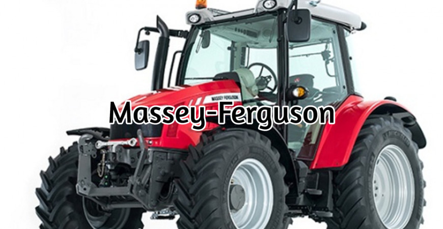Historia de la marca Massey Ferguson