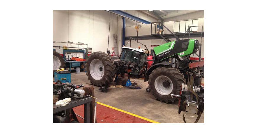 Consejos para el correcto mantenimiento de tu tractor