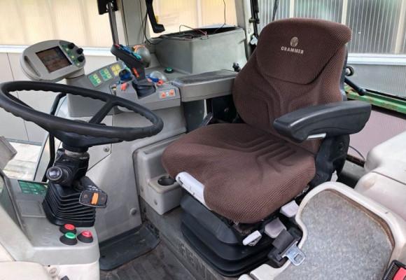 La importancia de un buen asiento de tractor