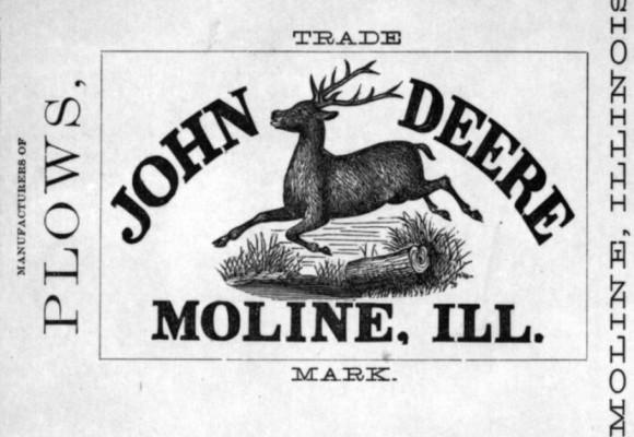 ¿Quién fue John Deere?