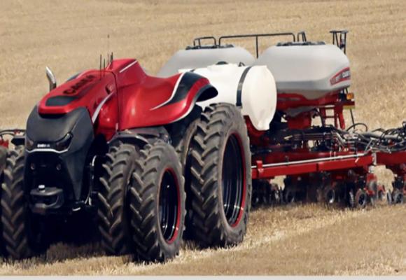 ¿Cómo serán los tractores en el futuro?