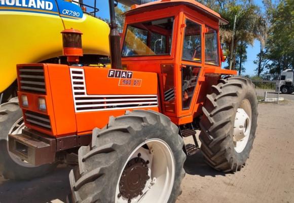 Historia de los tractores Fiat